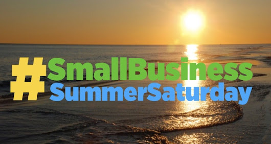 Let's Have a Hashtag Pop-up Promotion #SmallBusinessSummerSaturday