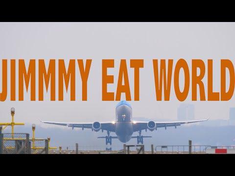 Jimmy Eat World - Tour Diary