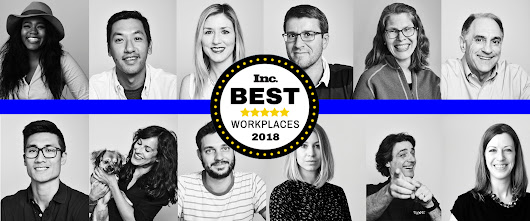 "Nuxeo Recognized as a ""Best Workplace"" by Inc. Magazine"