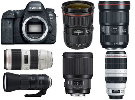 Best Lenses for Canon EOS 6D Mark II   Camera Times