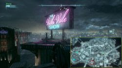 arkham knight riddles billboard