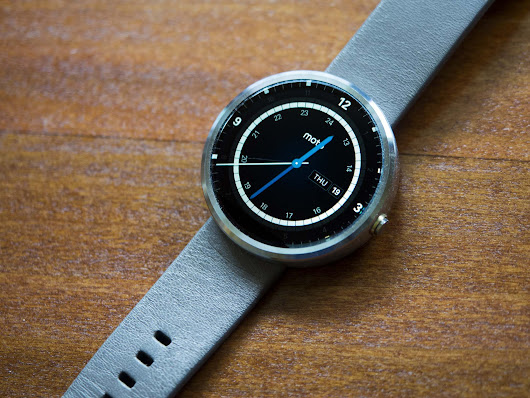 Amazon cuts pricing of the Moto 360 to as low as $179
