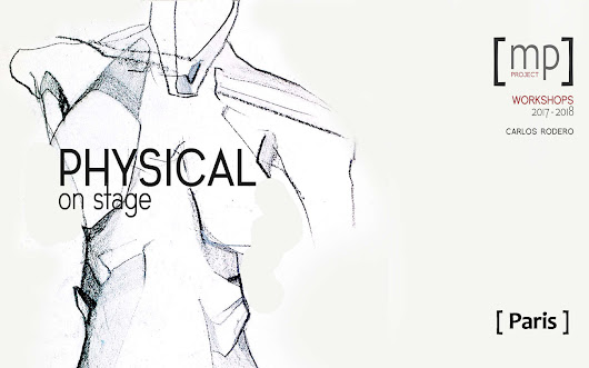 PHYSICAL on STAGE - Workshop in Micadanses [Paris]