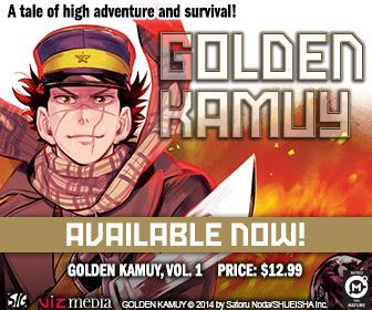 Golden Kamuy, Vol. 1 by Satoru Noda