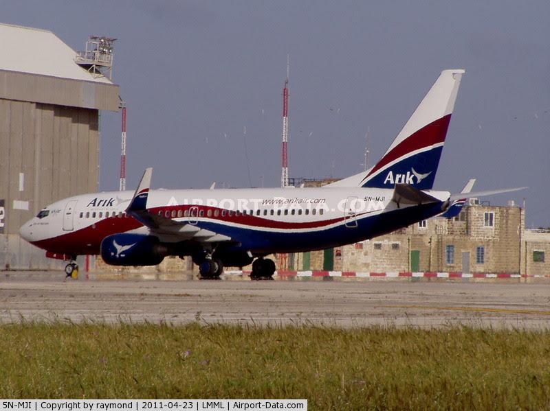 Arik Air 737