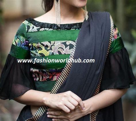 Unique style blouses designs   Fashionworldhub