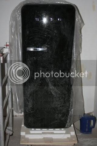 SMEG fridge Pictures, Images and Photos