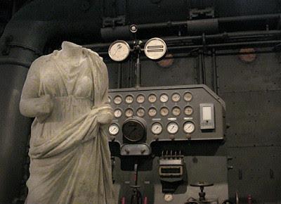 La extraña maquinista