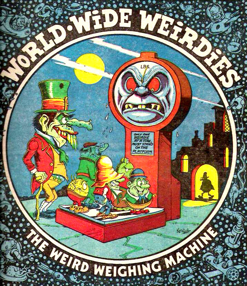 Ken Reid - World Wide Weirdies 109