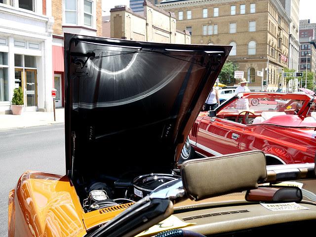City Cellar car show