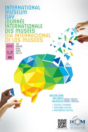 Visit an Israeli museum on International Museum Day, May 16.