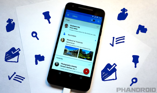"Google Inbox gets a new ""All inboxes"" view for multiple accounts"