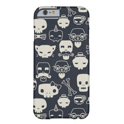Personality Skull Pattern Phone Case