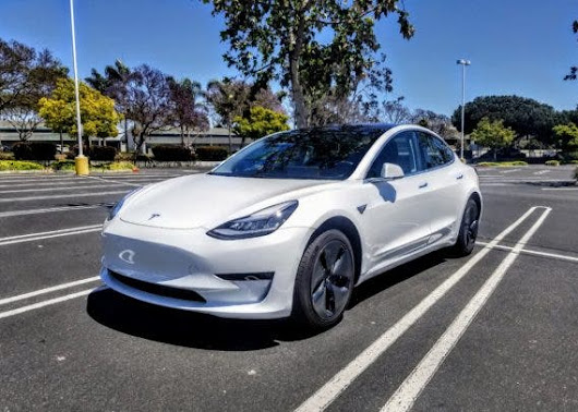 Tesla Over-The-Air Update Fixes Model 3 Braking Issues, Consumer Reports Fires Back With Improved Rating | CleanTechnica