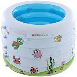 〖Follure〗Baby Swimming Pool Baby Inflatable Bathtub Portable Pad Pool Ball Pool
