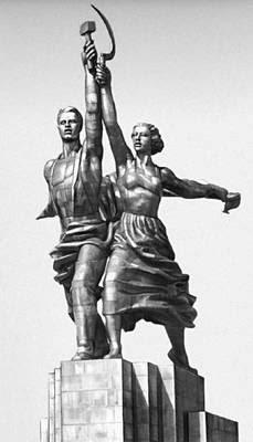 kalapács szoborba