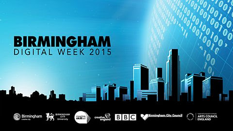 BBC Academy - Work in Broadcast - Birmingham Digital Week 2015