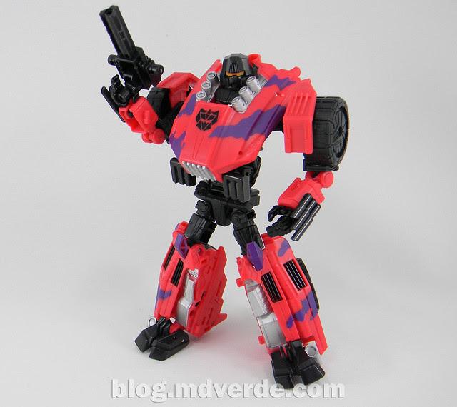 Transformers Swindlw Deluxe - G2 Fall of Cybertron - modo robot