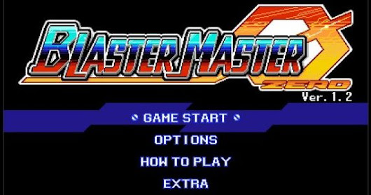 Blaster Master Zero Updated to Version 1.2 Adds Two New Modes