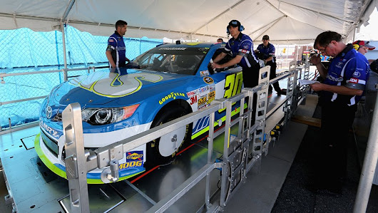 NASCAR has a new pre-race inspection process - Racing News