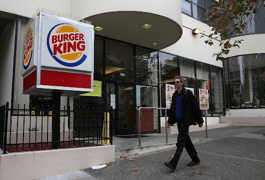 Burger King,Tim Hortons talks could turn up heat on tax inversions