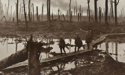Passchendaele centenary commemorations