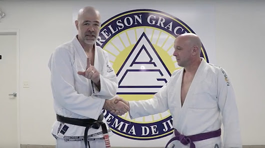 This Jiu-Jitsu Academy Made a Video About How to Defeat the Trump Handshake - VICE