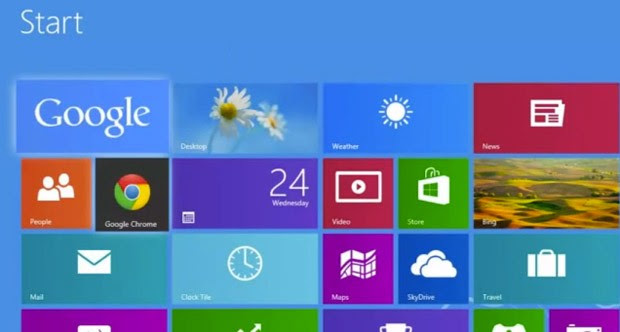 Get Your Google Back a hilarious video meant for Windows 8 converts