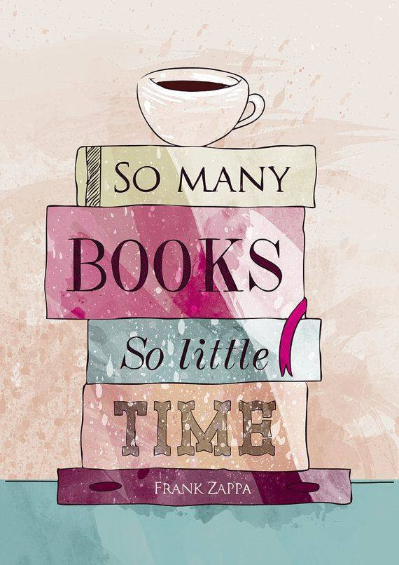 Books And Coffee Quotes Books Library