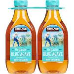 Kirkland Signature Organic Blue Agave, 36 oz, 2-count