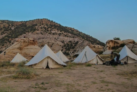 Under the Stars in the Jordanian Desert- Young Adventuress