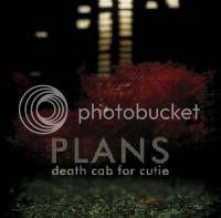 Death Cab For Cutie - 'Plans'
