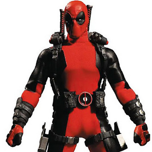 Marvel One:12 Collective Deadpool Action Figure (Pre-Order ships October)