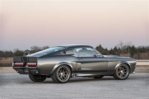 supercharged  ford mustang shelby    hp