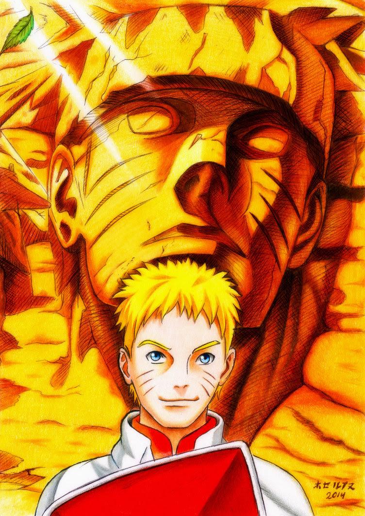 44 Gambar Naruto Paling Keren Gratis