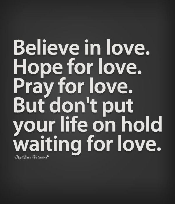 Quotes About Hope And Love 416 Quotes