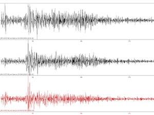 Tremor foi registrado pelo Laboratório de Sismologia às 9h26 (Foto: LabSis/UFRN)
