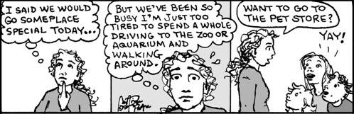 Home Spun comic strip #774