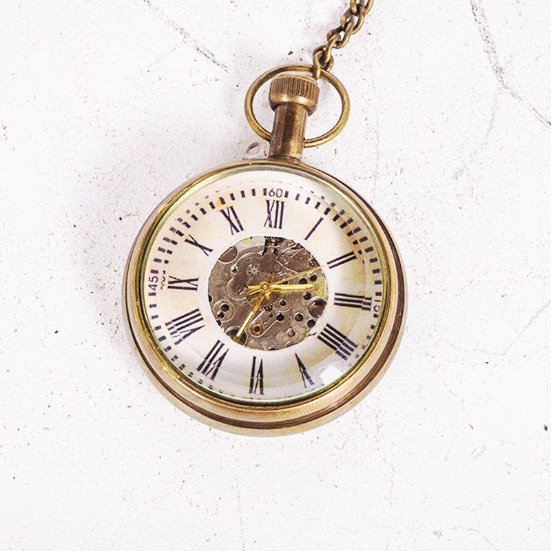42mm Antique Pocket Watch The Ugly Duckling
