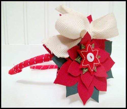 christmas headband 2