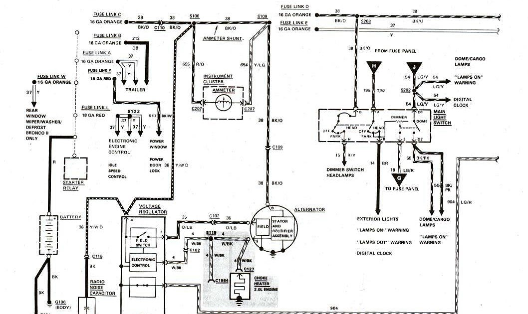 1986 S10 Wiring Diagram / Chevrolet S 10 Questions