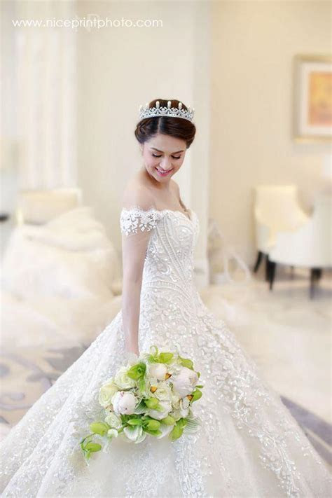 Dingdong Dantes And Marian Rivera Celebrity Wedding Photos