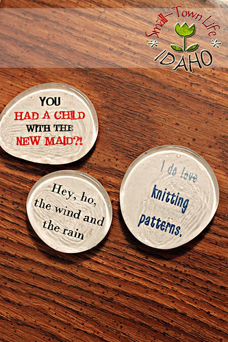 Movie Quote Magnets