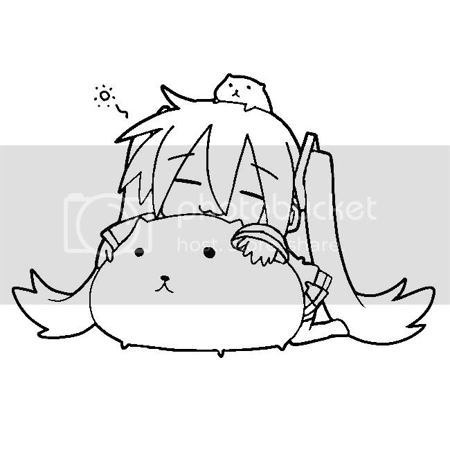 Dibujos Para Colorear Anime Chibi Imagui