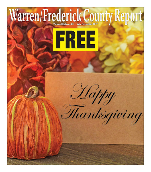 Late November 2017 Warren/Frederick County Report