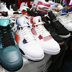 64d4ddabcbcf21 Five Busted in Counterfeit Nike Air Jordan Sneaker Ring