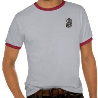 Attila the Hun Shirt zazzle_shirt