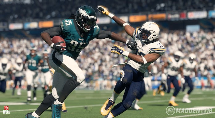 Xbox One X update for Madden 18