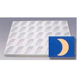 Polycarbonate Production Mold Moon Single Portion 4 oz. capacity Frame & Mold | Bakedeco