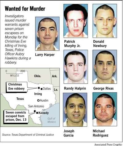 Wanted for Murder. Associated Press Graphic